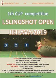 jihlava open cup 2019